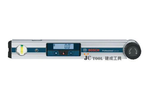BOSCH 數位角度測量儀 GAM220