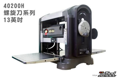 ACCU HEAD 自動刨木機 40200H
