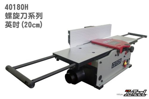 ACCU HEAD 螺旋刀 8吋 手壓鉋 40180H