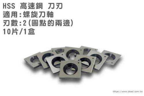 CUTECH HSS 高速鋼 螺旋刀片 替刃