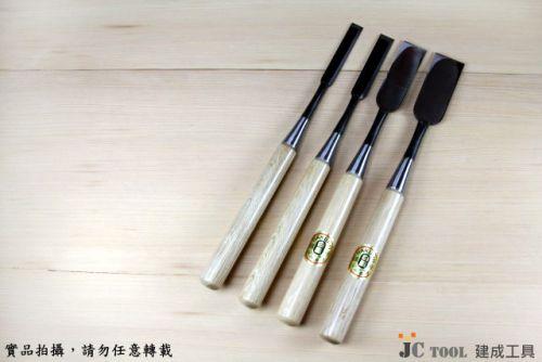 白鳳 木型平鑿 10支組