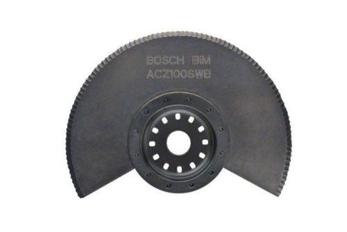 BOSCH 雙金屬半圓刀片 ACZ100SWB
